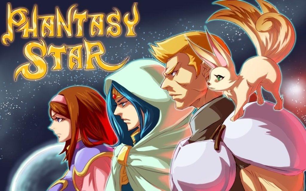 Phantasy Star – Master System