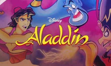 Disney's Aladdin. Arabia con genio