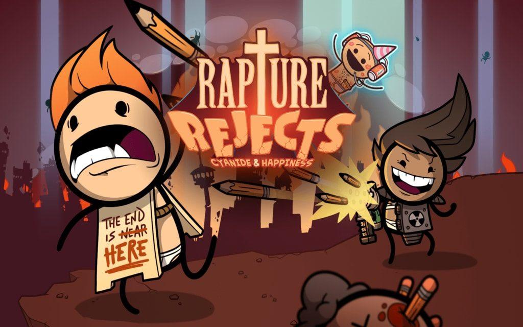 Probando – Rapture Rejects