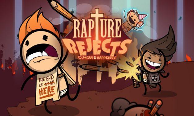 Probando: Rapture Rejects