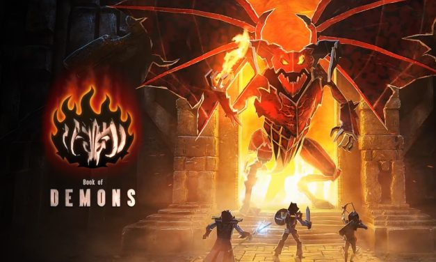 Análisis – Book of Demons