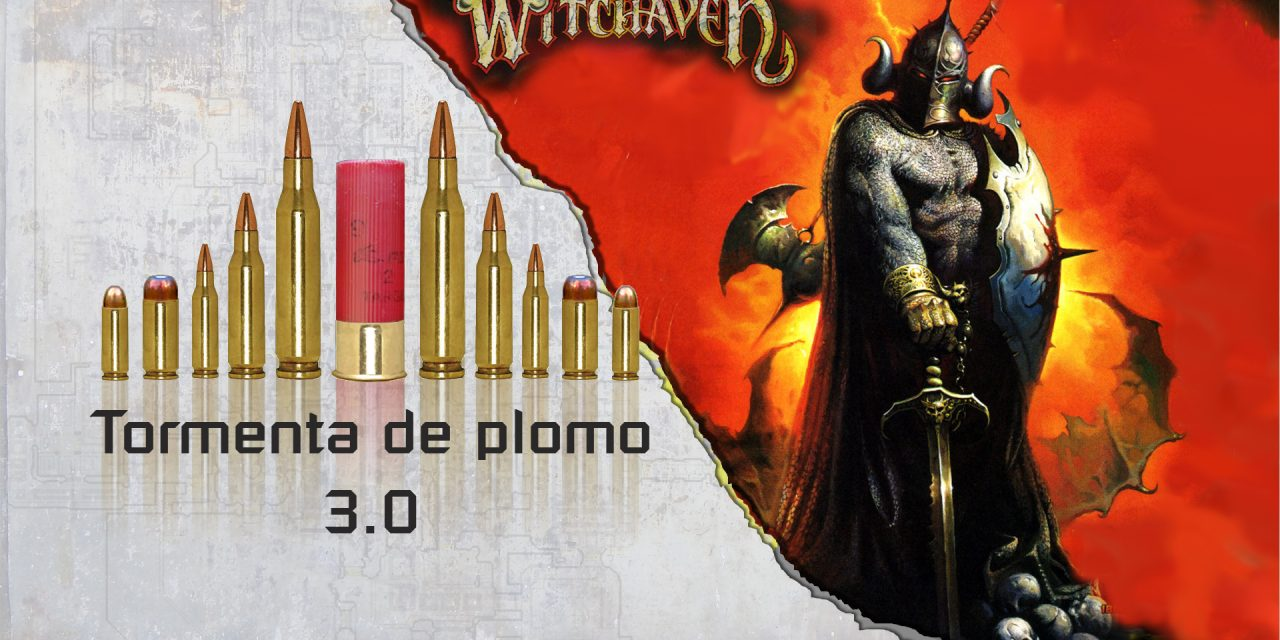 TORMENTA DE PLOMO – E3M5 – Witchaven