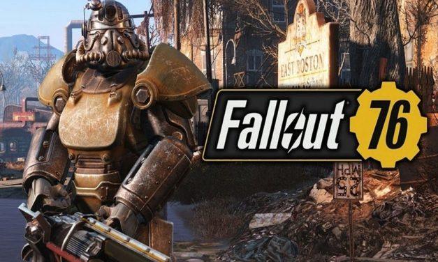 Probando: Fallout 76