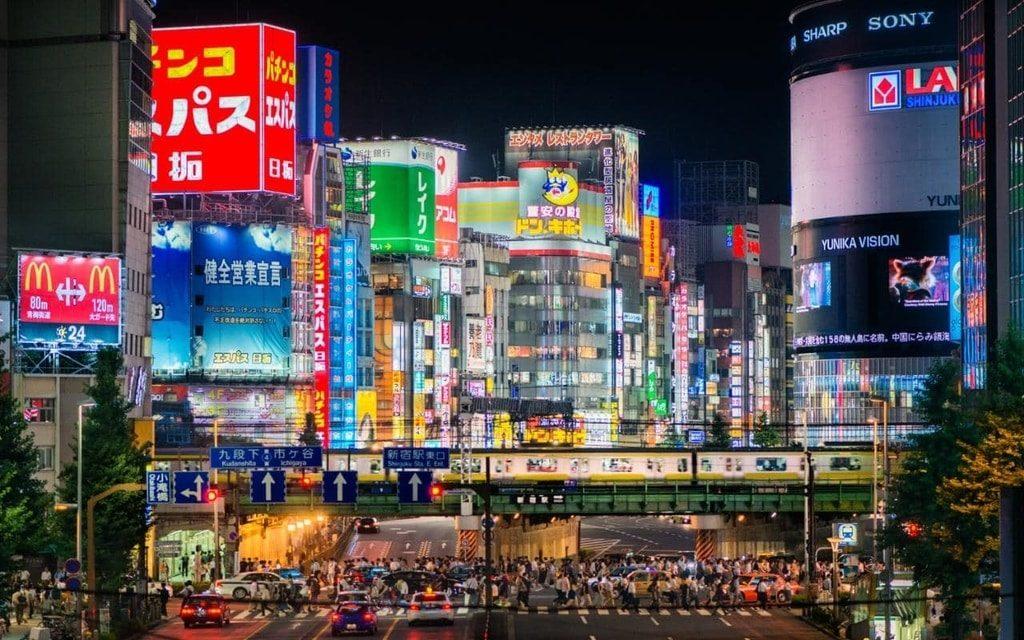 Ventas Japón semana 13, 2019