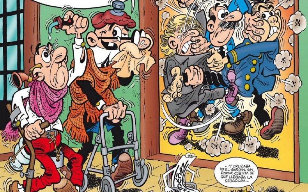 Mortadelo y Filemón II – Safari Callejero