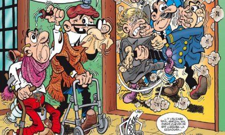 Mortadelo y Filemón II – Safari Callejero