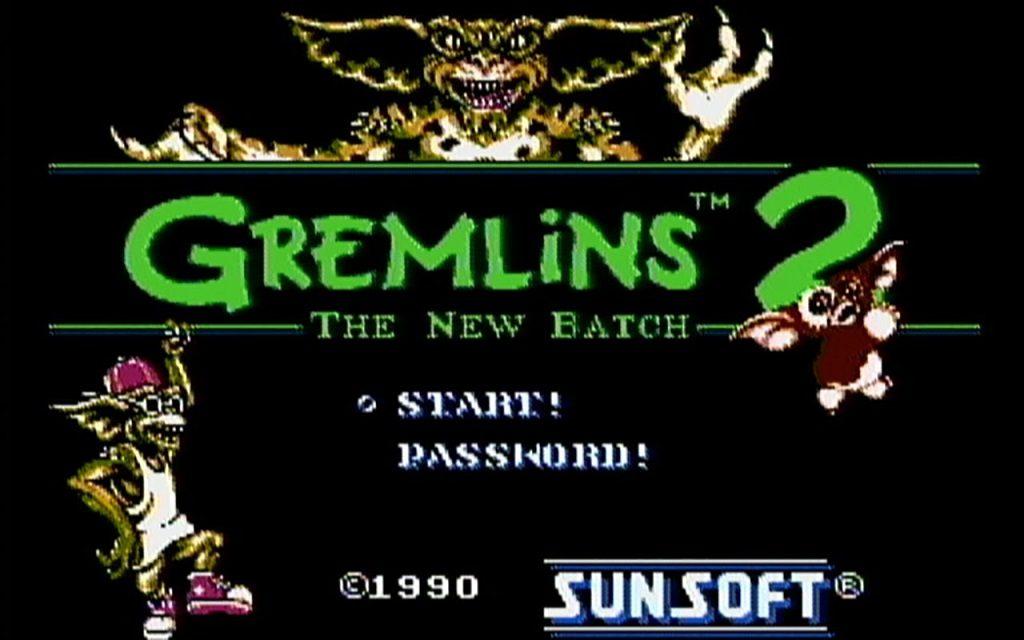 Gremlins 2 – NES