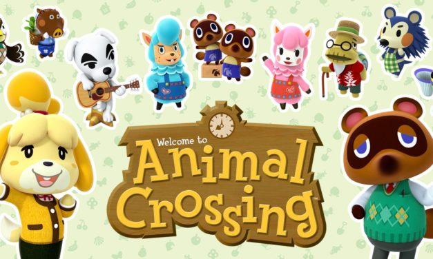 Animal Crossing: El bosque de los animales.
