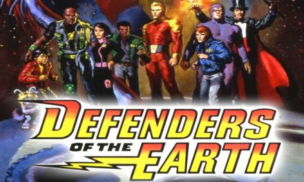 Defenders of the Earth –  Amstrad CPC
