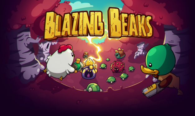 Análisis – Blazing Beaks
