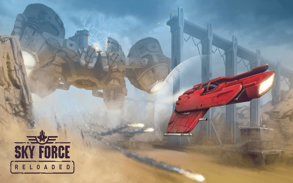Análisis – Sky Force Reloaded