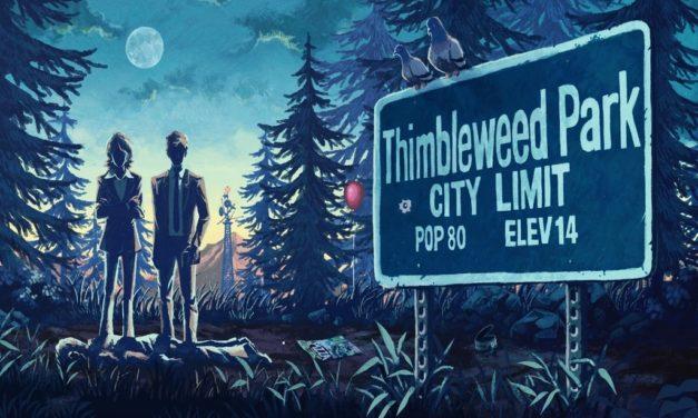 Análisis – Thimbleweed Park