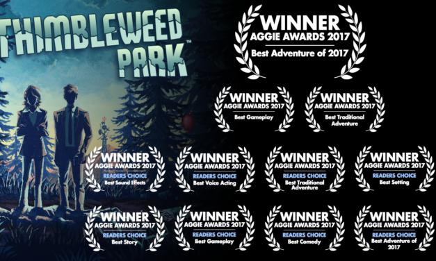 Thimbleweed Park: The Last Circus Show