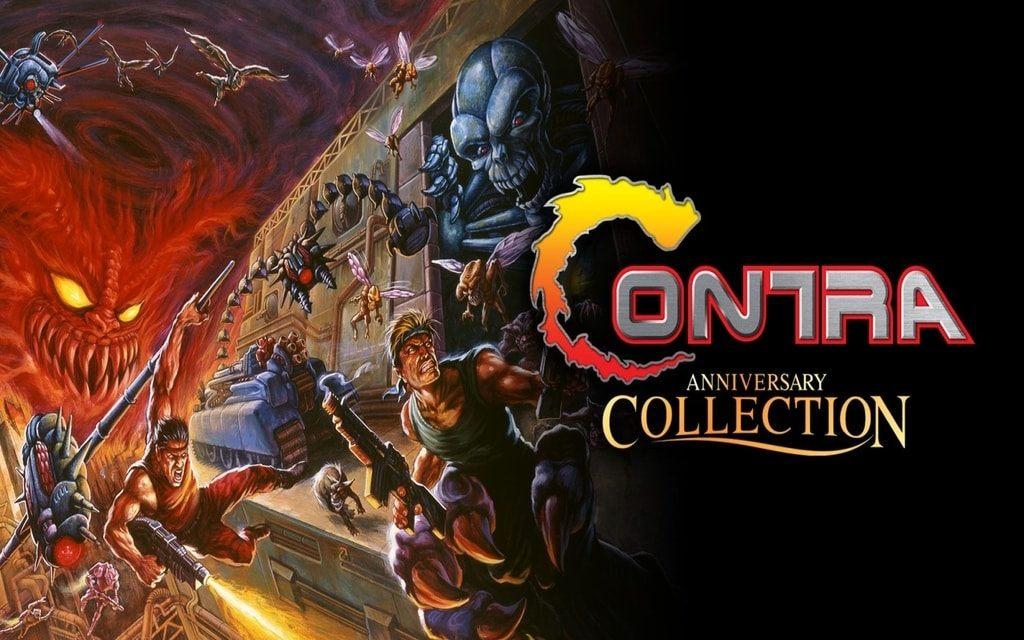 Análisis – Contra Anniversary Collection