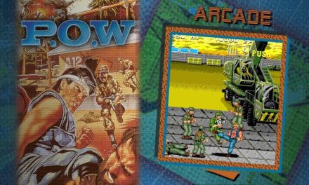 P.O.W.: Prisoners of War – Arcade / NES