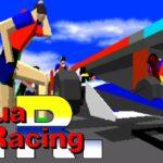 Virtua Racing: Demo de Model 1 y estrella de Mega Drive