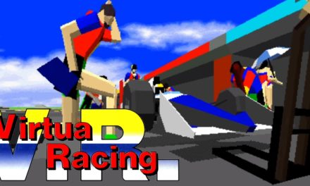 Virtua Racing: Demo de Model 1 y estrella de Mega Drive