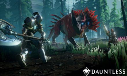 Probando – Dauntless