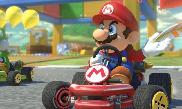Los juegos 'go-kart': conduce y atiza