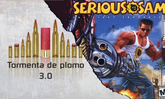 TORMENTA DE PLOMO – E3M12 – Serious Sam