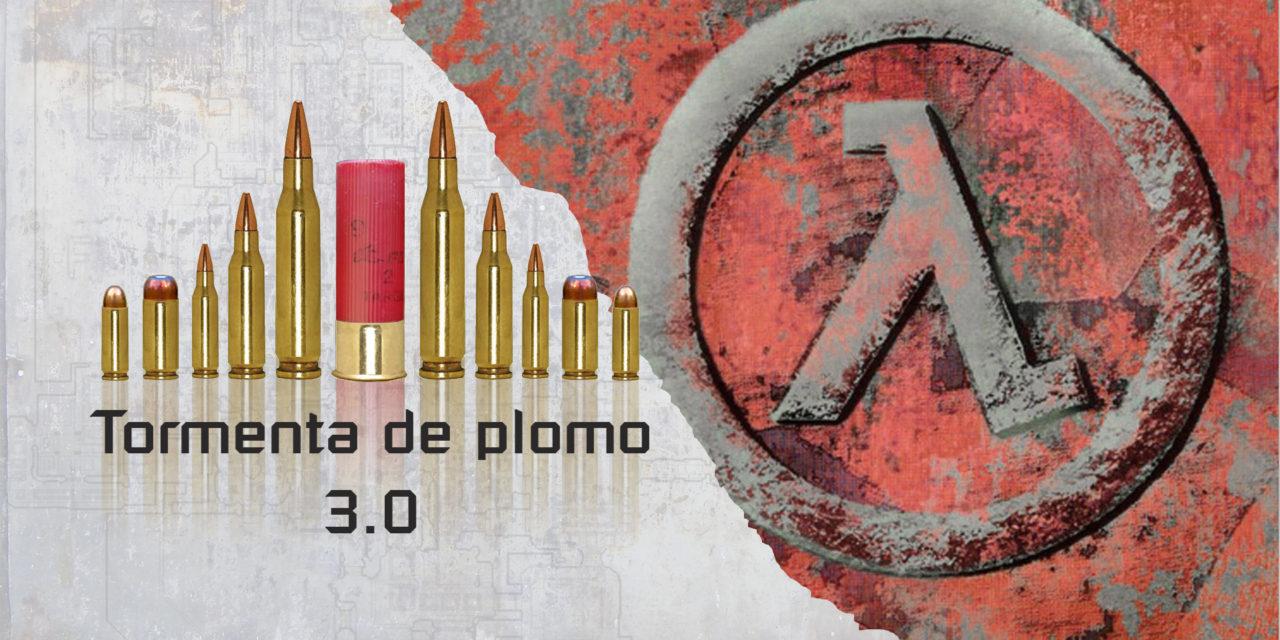 TORMENTA DE PLOMO – E3M11 – Half-Life