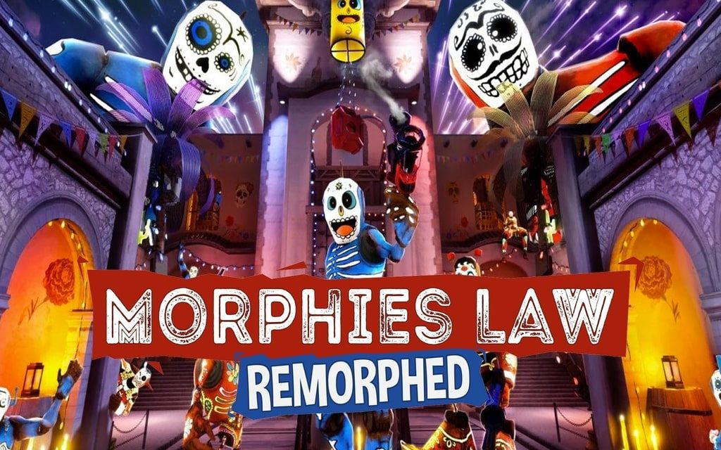 Analisis Morphies Law Remorphed 33bits To explain, if you get shot in the head, your head shrinks, making hitting it a more difficult challenge for your opponents. analisis morphies law remorphed 33bits