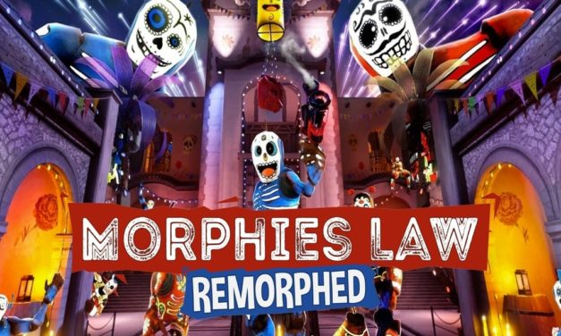 Análisis – Morphies Law: Remorphed