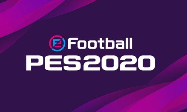 Probando: eFootball PES2020