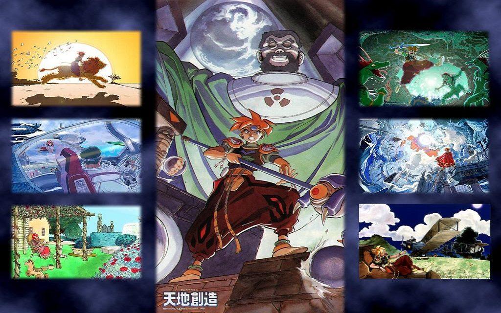 Saga del Cielo y de la Tierra III – Terranigma