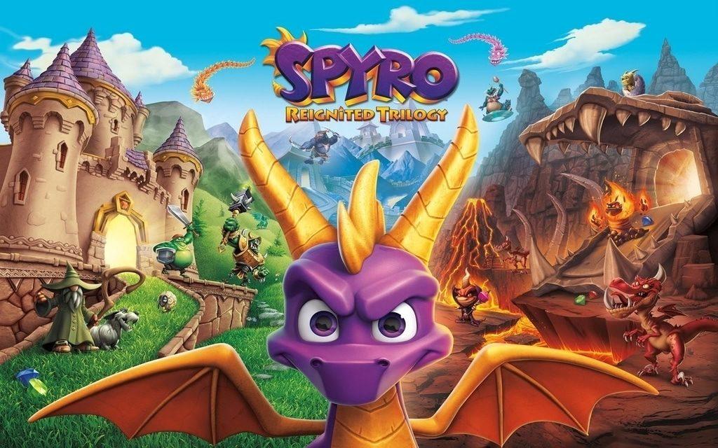Análisis – Spyro Reignited Trilogy