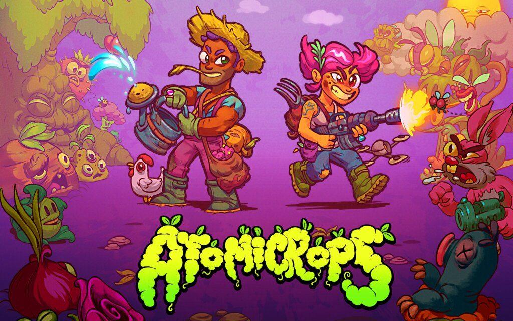 Probando – Atomicrops