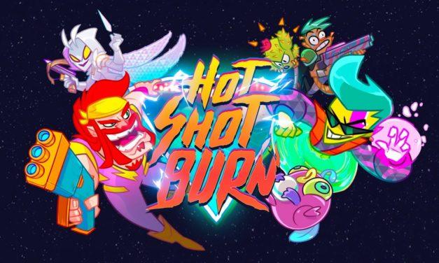Probando – Hot Shot Burn