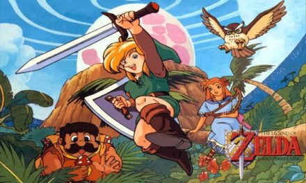 La Leyenda de Zelda: El Despertar de Link – DX