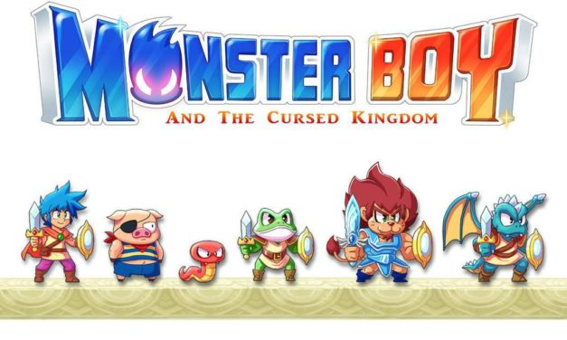 Análisis – Monster Boy and the Cursed Kingdom