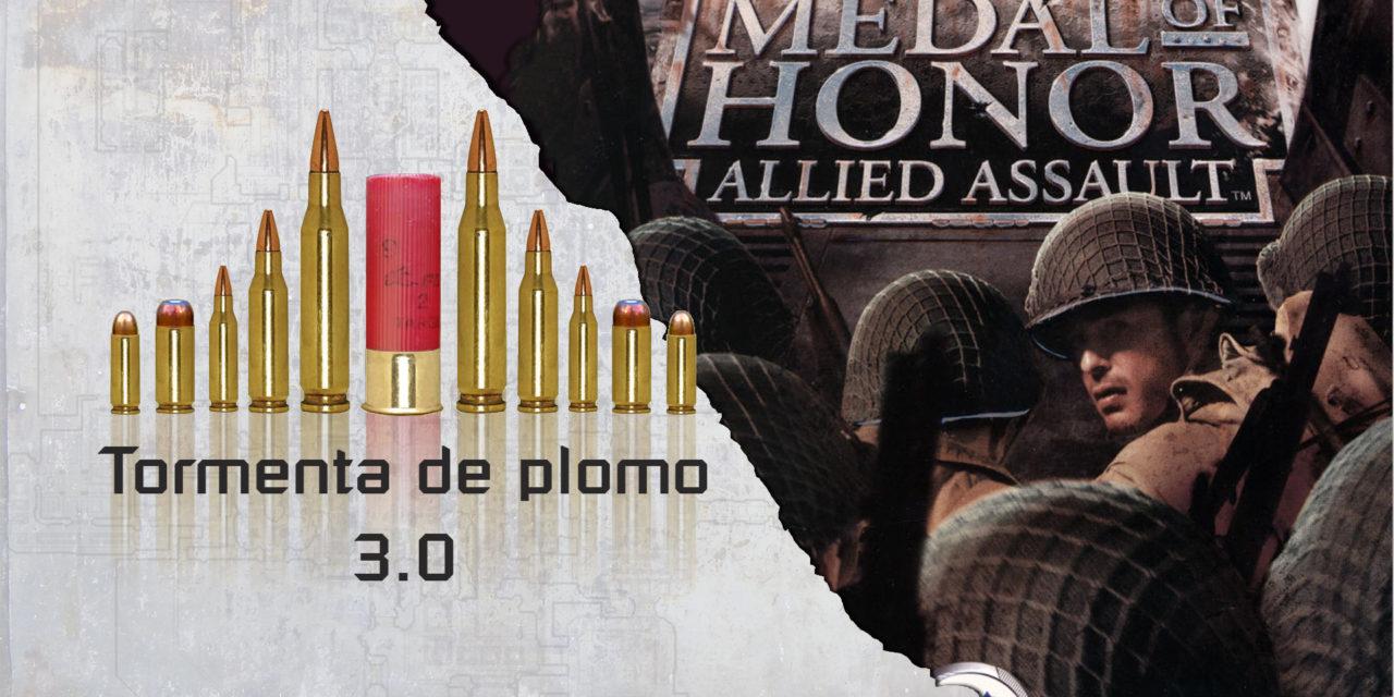 TORMENTA DE PLOMO – E3M13 – Medal of Honor: Allied Assault