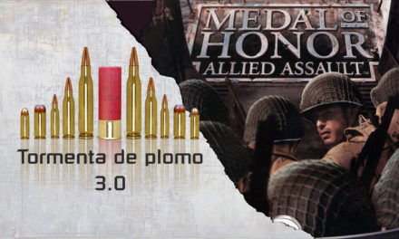 TORMENTA DE PLOMO – E3M13 – Medal of Honor: Allied Assault