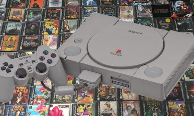 PlayStation: La revolución gris