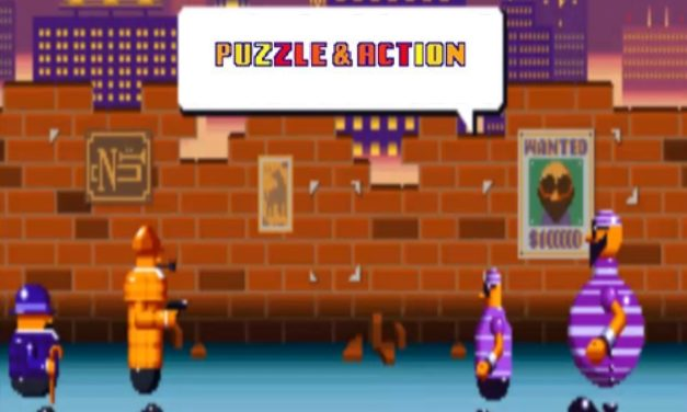 Puzzle & Action: De fugitivos y puzzles