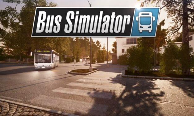 Análisis – Bus Simulator