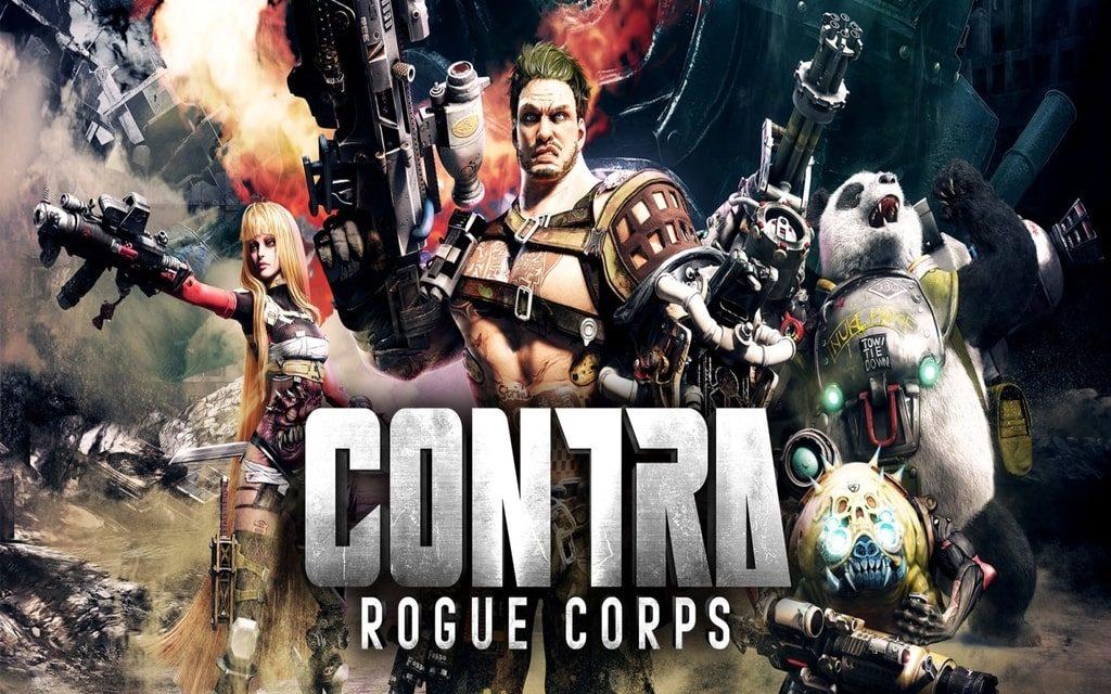Análisis – Contra: Rogue Corps