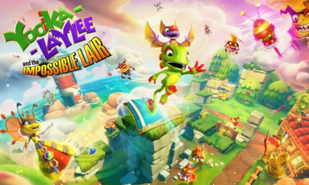 Análisis – Yooka-Laylee and the Impossible Lair