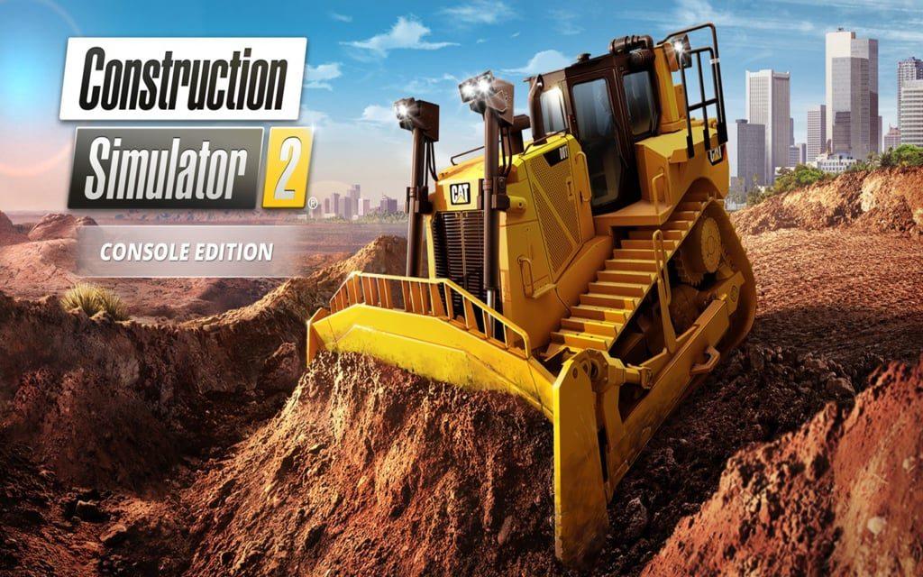 Análisis – Construction Simulator 2 US – Console Edition