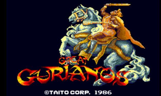 Great Gurianos – Arcade y versiones