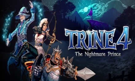 Análisis – Trine 4: The Nightmare Prince