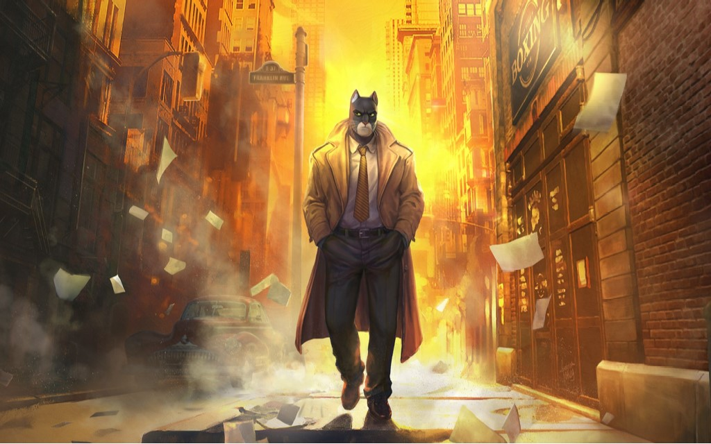 Análisis – Blacksad: Under the Skin
