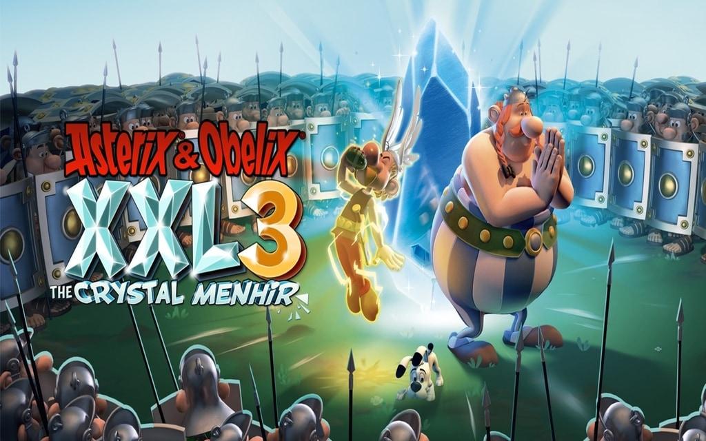 Análisis – Asterix & Obelix XXL 3: The Crystal Menhir