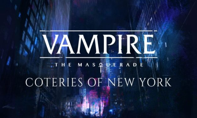 Análisis – Vampire: The Masquerade – Coteries of New York