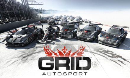 Análisis – GRID Autosport