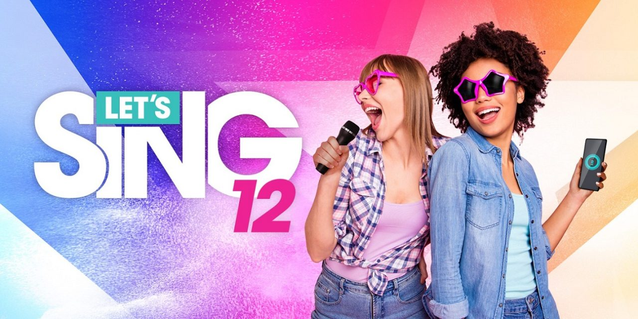 Análisis – Let's Sing 12