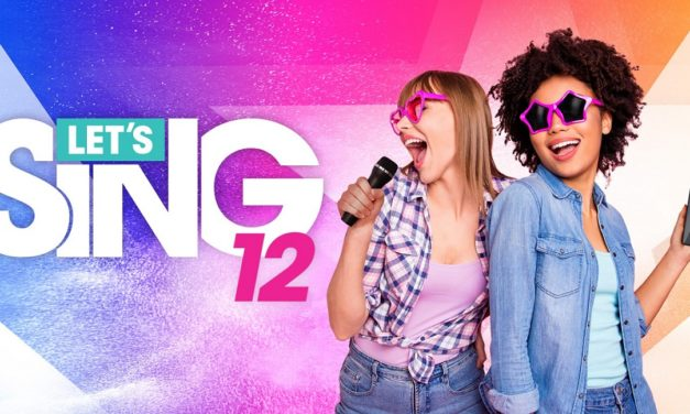 Análisis – Let's Sing 12